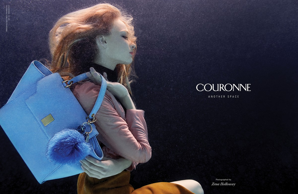 Couronne Fashion Campaign *Another Space* photography by Zena Ho