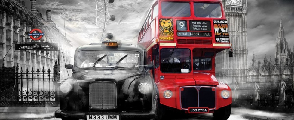 Travel, Transport & The Creative London Life