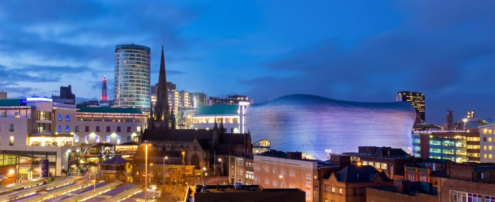 Is Birmingham the new London?