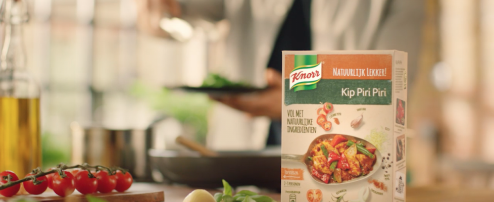 KNORR GET SAUCEY WITH FAT LEMON